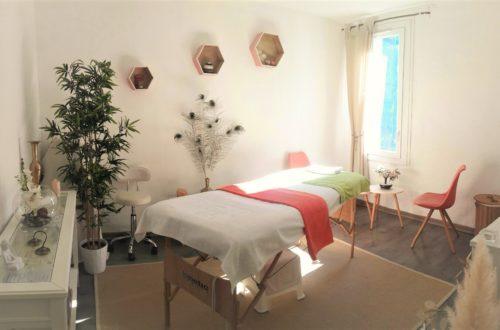 Institut de massage d'Amandine Périn à Narbonne